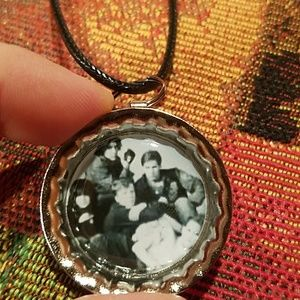New breakfast club movie necklace